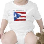 bandera del bonita del que… traje de bebé