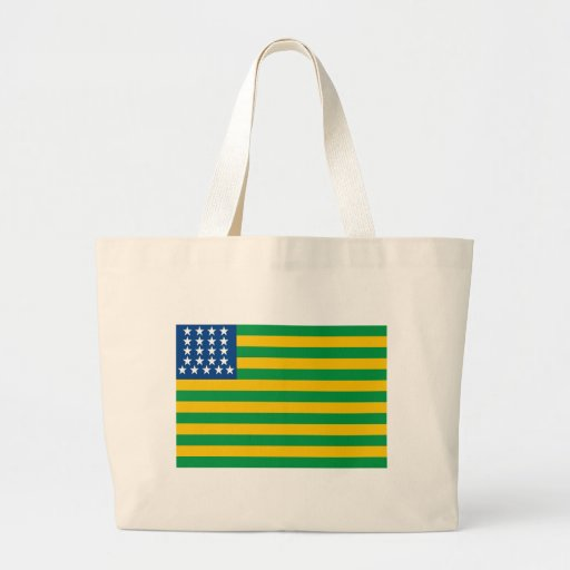 Bandera del Brasil (1889) Bolsa Tela Grande