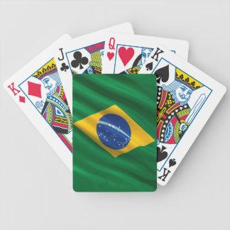Bandera del Brasil Baraja