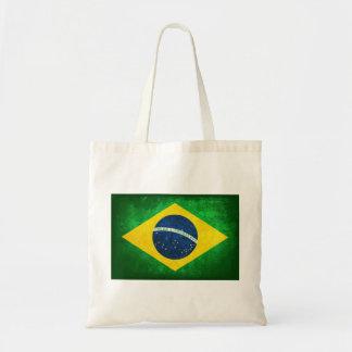 Bandera del Brasil Bolsa Tela Barata