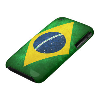 Bandera del Brasil Case-Mate iPhone 3 Cobertura