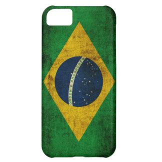 Bandera del Brasil Funda Para iPhone 5C