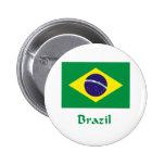 Bandera del Brasil Pin