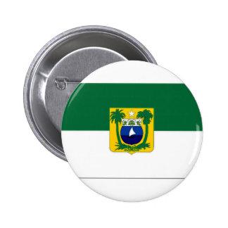 Bandera del Brasil Rio Grande do Norte Pin