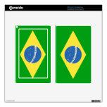 Bandera del Brasil Skin Para Kindle Fire