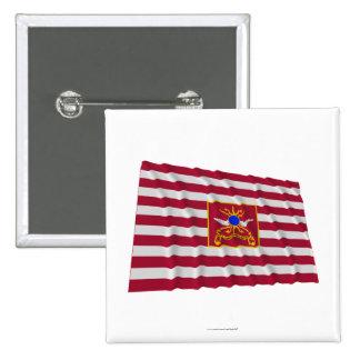 Bandera del caballo de Sheldon Pin