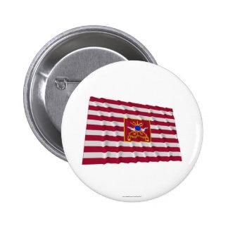 Bandera del caballo de Sheldon Pins