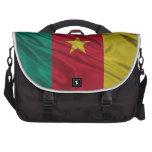 Bandera del Camerún Bolsa De Ordenador