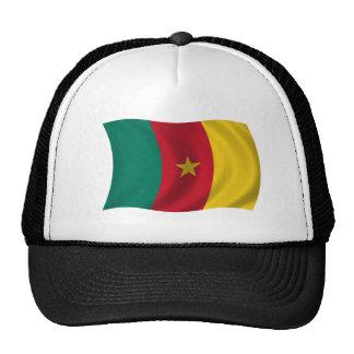 Bandera del Camerún Gorro