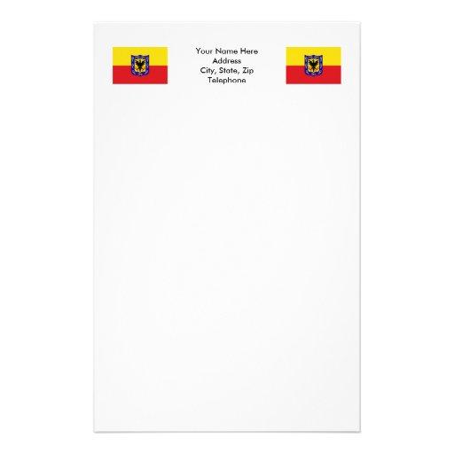 Bandera del capital de Distrito Papeleria De Diseño