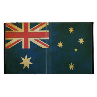 Bandera del caso de Caseable del iPad de Australia
