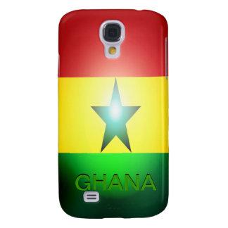 Bandera del caso de Ghana Iphone