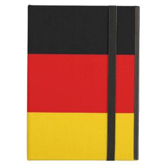 Bandera del caso del iPad de Alemania