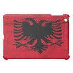 Bandera del caso del iPad de la mota de Albania