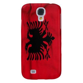 Bandera del caso del iPhone 3G/3GS de Albania