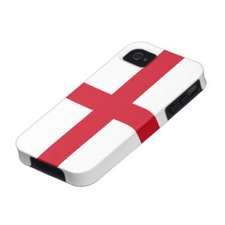 Bandera del caso del iPhone 4/4S de Inglaterra iPhone 4/4S Funda