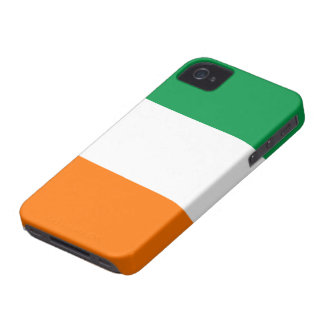 Bandera del caso del iPhone 4/4S de Irlanda Carcasa Para iPhone 4 De Case-Mate