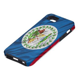 Bandera del caso del iPhone 5 de Belice iPhone 5 Case-Mate Protector