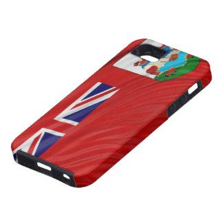 Bandera del caso del iPhone 5 de Bermudas Funda Para iPhone SE/5/5s