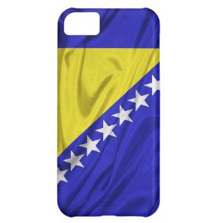 Bandera del caso del iPhone 5 de Bosnia y Herzegov