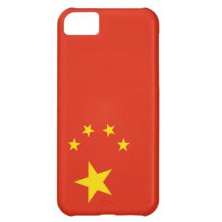 Bandera del caso del iPhone 5 de China - 案例 del 中国