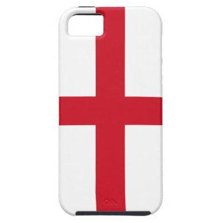 Bandera del caso del iPhone 5 de Inglaterra Funda Para iPhone SE/5/5s