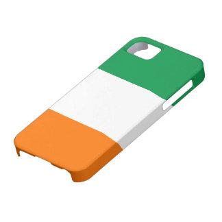 Bandera del caso del iPhone 5 de Irlanda iPhone 5 Case-Mate Cárcasa