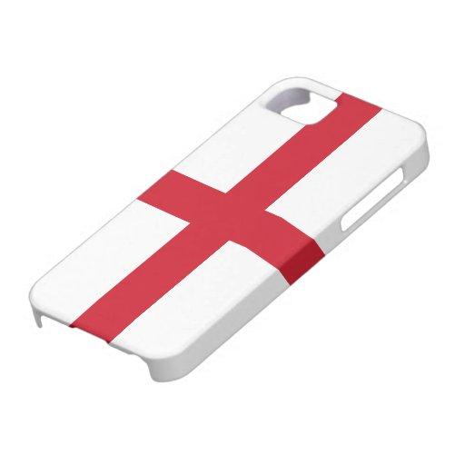 Bandera del caso del iPhone 5 de la casamata ID™ iPhone 5 Fundas