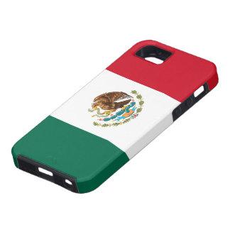Bandera del caso del iPhone 5 de México iPhone 5 Carcasa