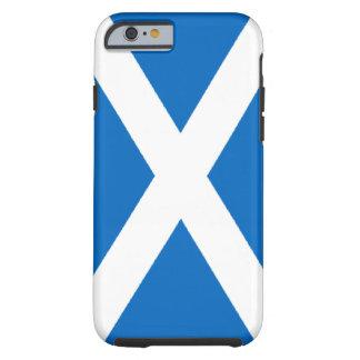 Bandera del caso del iPhone 6 de Escocia