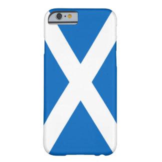 Bandera del caso del iPhone 6 de Escocia ID™