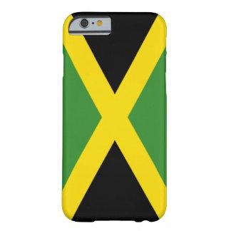 Bandera del caso del iPhone 6 de Jamaica ID™