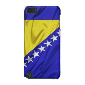 Bandera del caso del tacto de Bosnia y Herzegovina