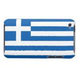 Bandera del caso del tacto de Grecia iPod iPod Case-Mate Carcasa