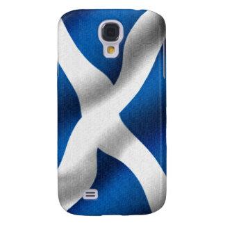 Bandera del caso patriótico del iPhone 3 de Escoci Funda Samsung S4