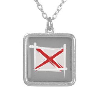 Bandera del cepillo de Alabama Colgante Personalizado