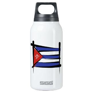 Bandera del cepillo de Cuba