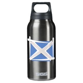 Bandera del cepillo de Escocia