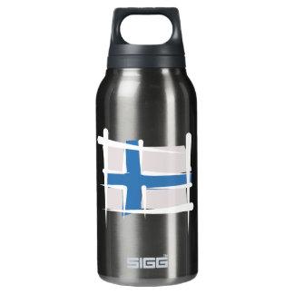 Bandera del cepillo de Finlandia