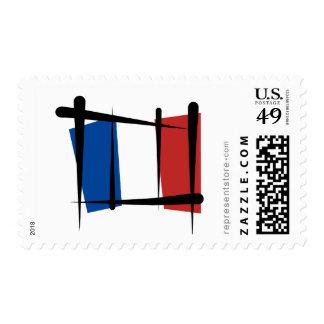 Bandera del cepillo de Francia Envio