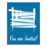 Bandera del cepillo de Grecia Anuncio Personalizado