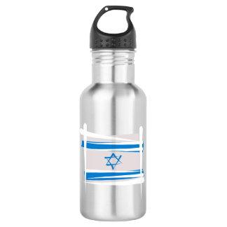 Bandera del cepillo de Israel