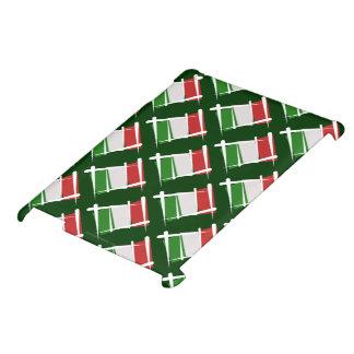 Bandera del cepillo de Italia