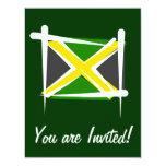 Bandera del cepillo de Jamaica Comunicados Personales