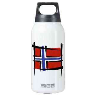Bandera del cepillo de Noruega