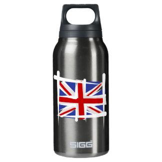 Bandera del cepillo de Reino Unido