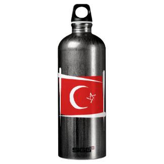 Bandera del cepillo de Turquía