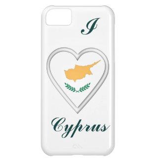 Bandera del chipriota de Chipre Funda Para iPhone 5C