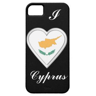 Bandera del chipriota de Chipre iPhone 5 Funda