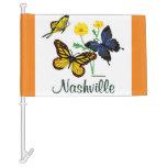 Bandera del coche de Nashville